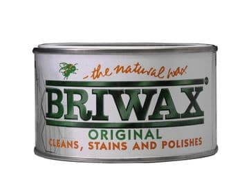 Wax Polish Original Medium Brown 400g